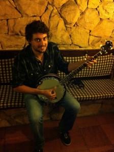 Rehearsal Juan banjo 1